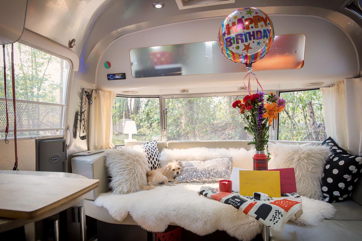 Happy Birthday Airstream Style via J5MM.com