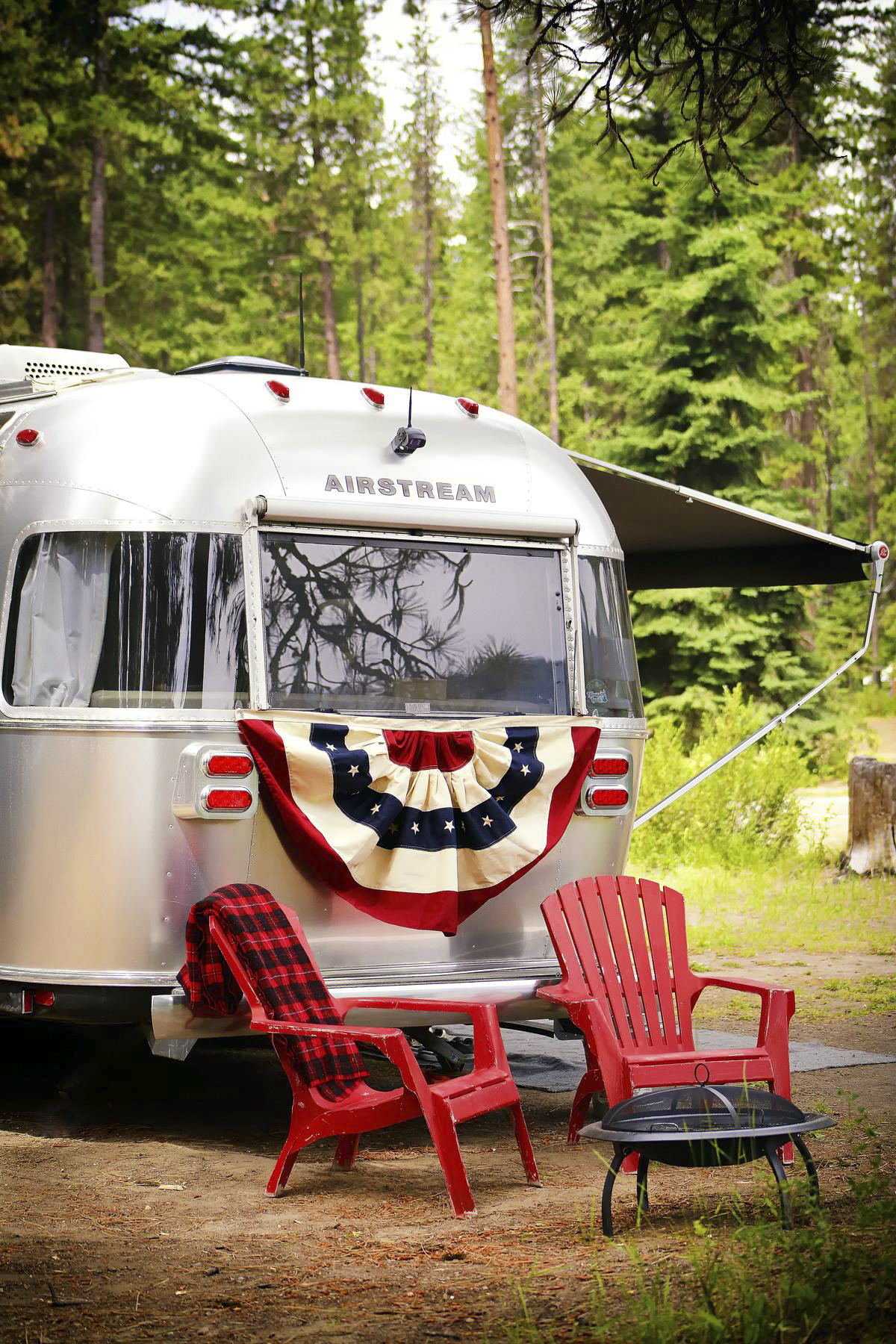 Thousand Trails Campground near Leavenworth, Washington // #Airstream #GoRVing