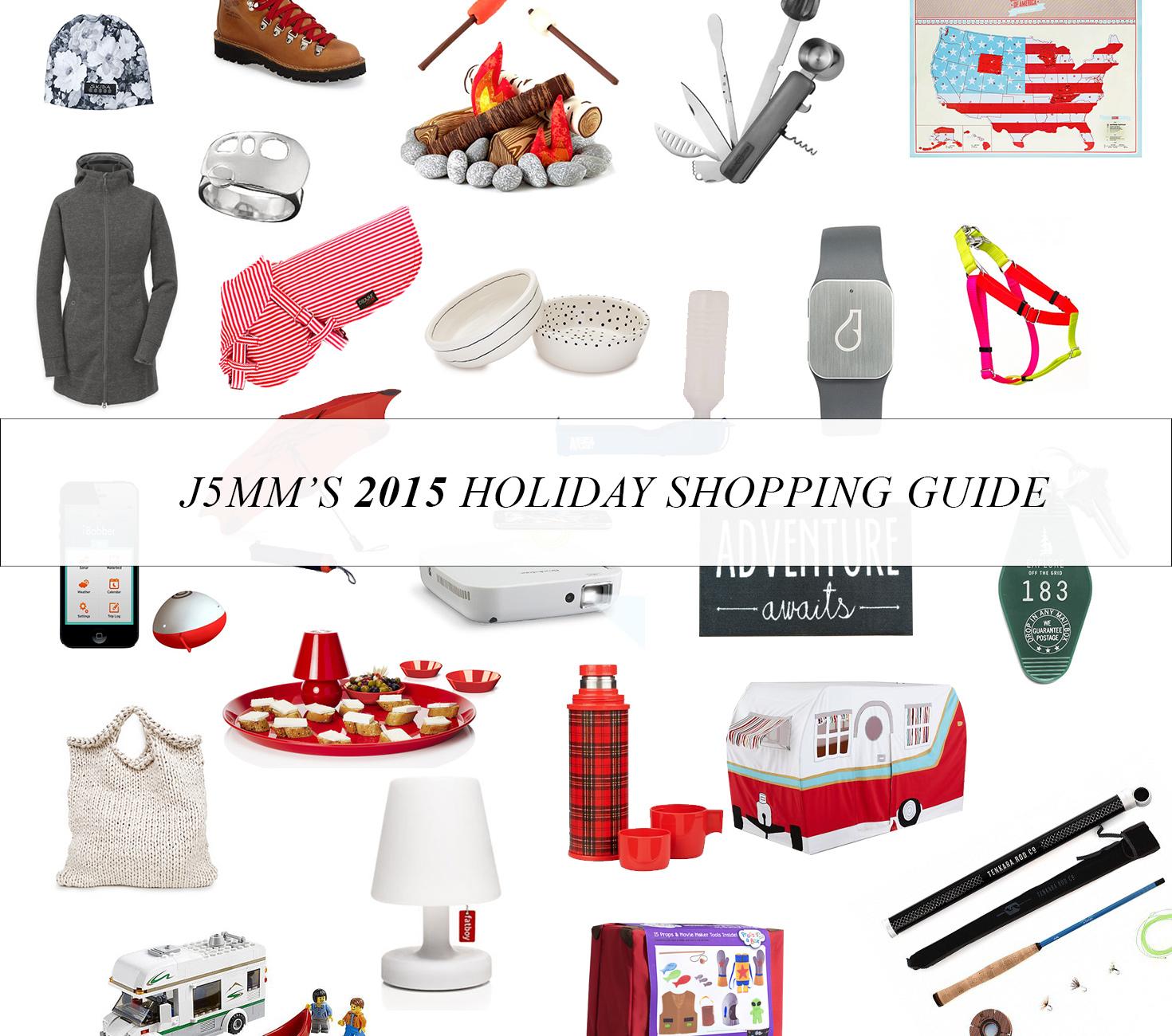 RVing Inspired Holiday Gift Guide via J5MM.com