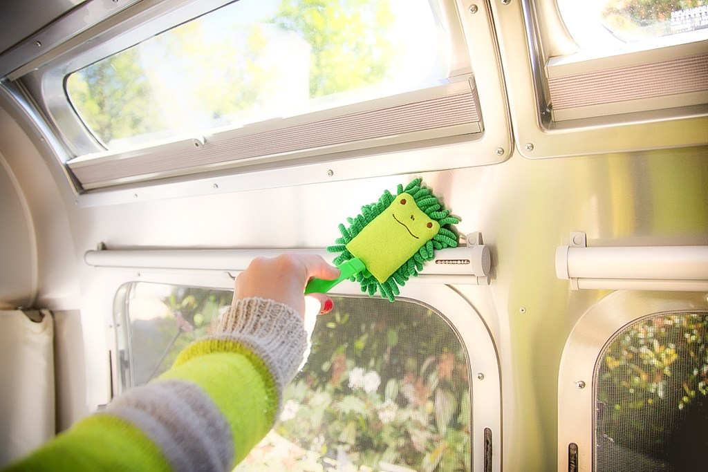 Spring Cleaning your RV via J5MM.com