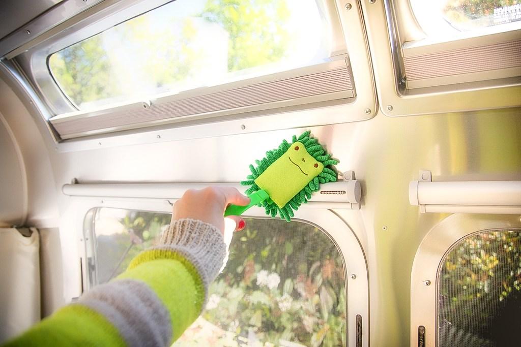 Spring Cleaning your RV via J5MM.com