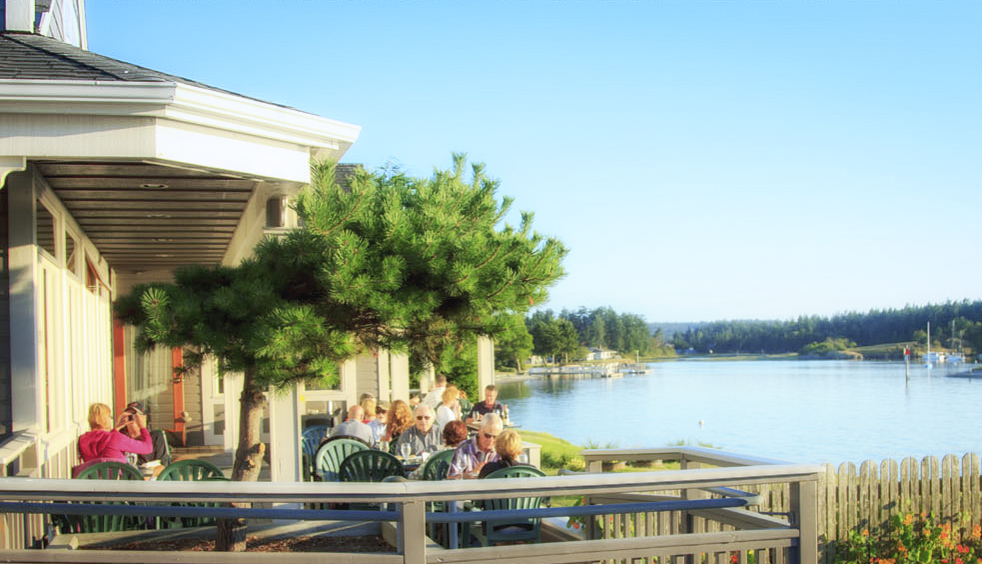 The Bay Cafe Lopez Island