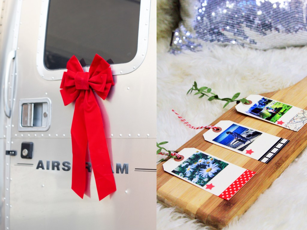 Instagram Holiday Inspired Gift Tags via j5MM.com