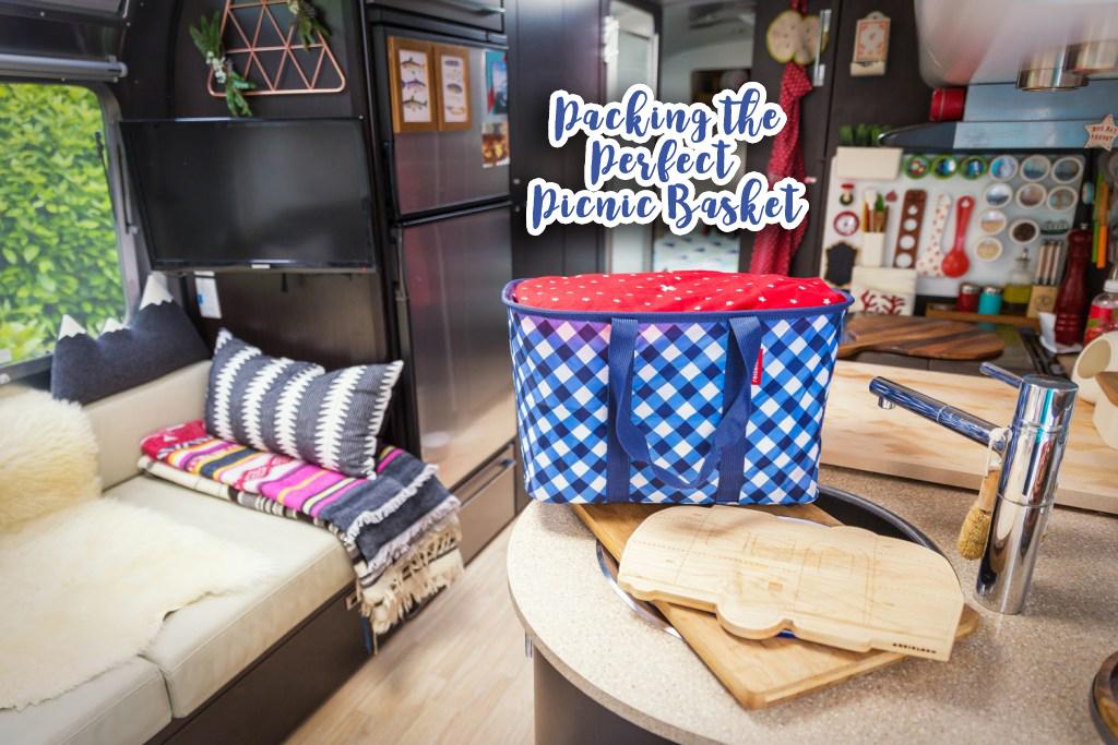 How to Pack the Perfect Picnic Basket via J5MM.com // #GoRVing