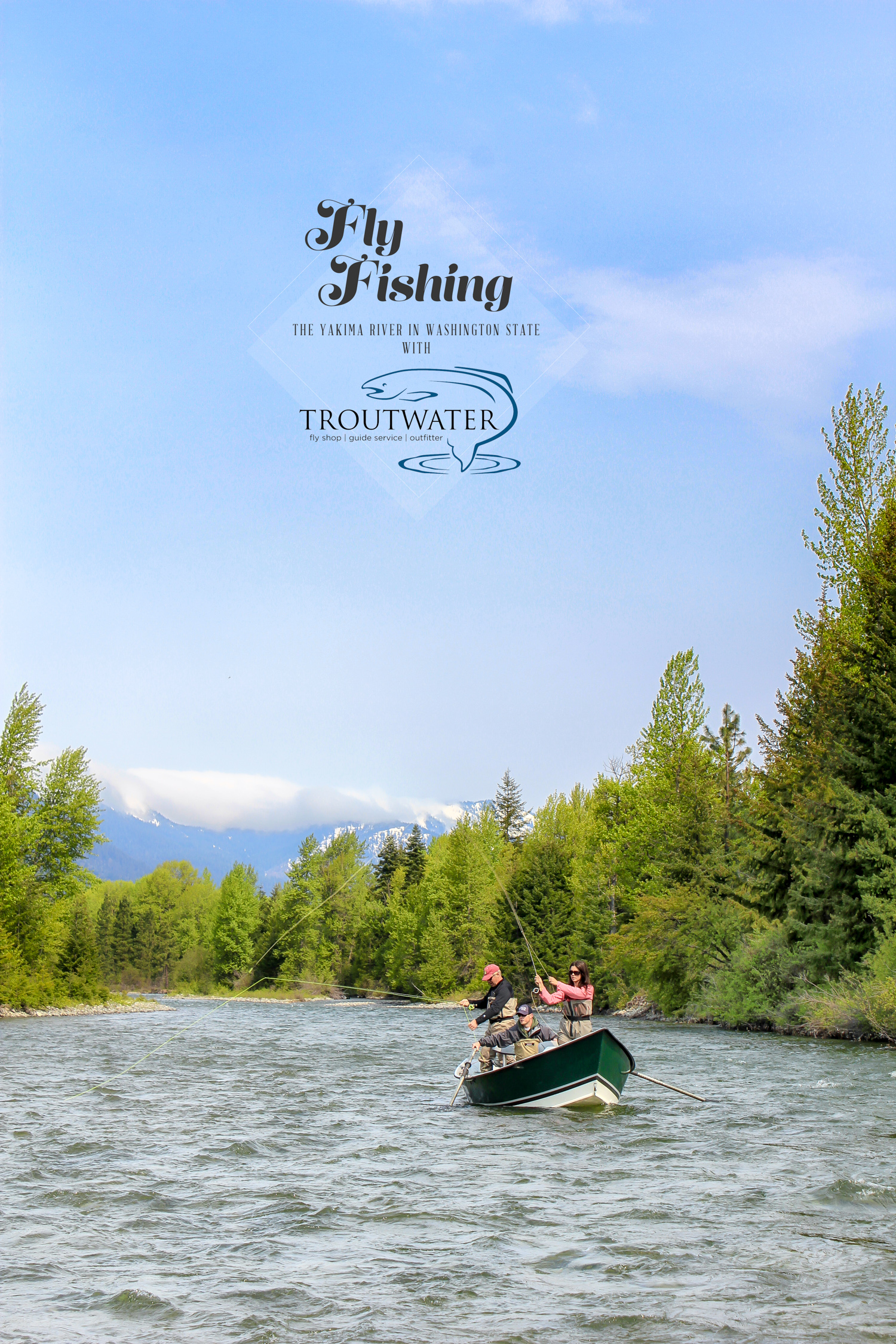 Fly Fishing Guides in Cle Elum, WA